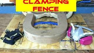 Make The First Cut: Bent Wood Lamination - Clamping Fence
