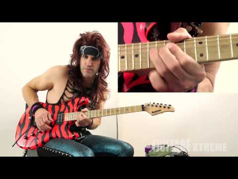 Satchel (Steel Panther) - Guitare Xtreme #61