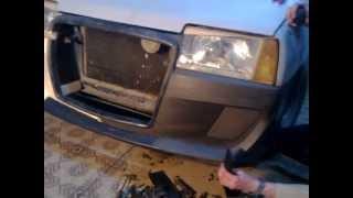 видео Бампера на ВАЗ 2109