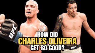 How Did Charles Oliveira Get SO GOOD?