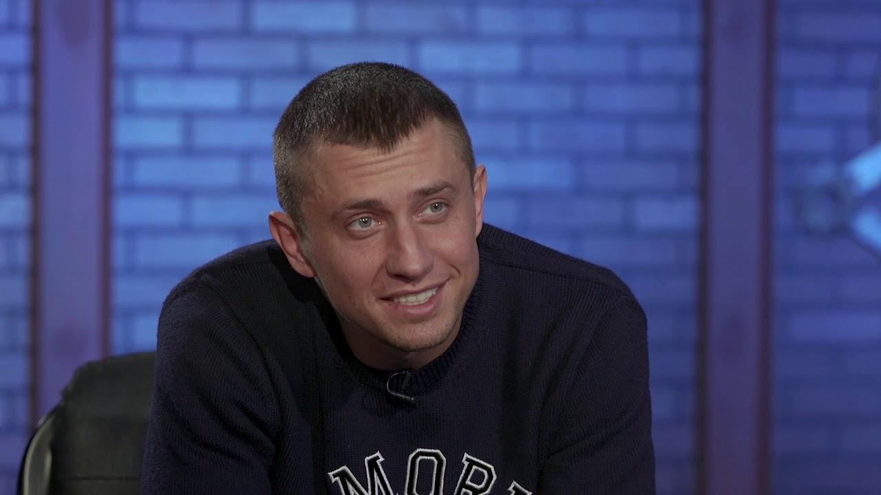 """Павел Прилучный в программе """"Час интервью"""" - YouTube"""