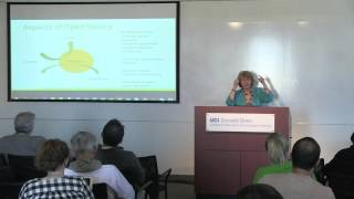 Open Source Software and Industry: Exploring the Reality - ISR Seminar featuring Judith Bishop