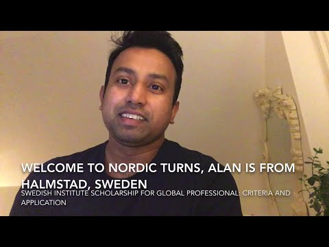 Swedish Institute Scholarship For Global Professionals (SISGP) Criteria And Application
