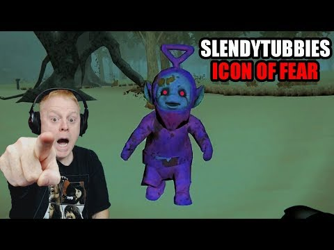 I'VE GOT YOU NOW TASTE | SLENDYTUBBIES ICON OF FEAR - MAINLAND DAY | COLLECT 10