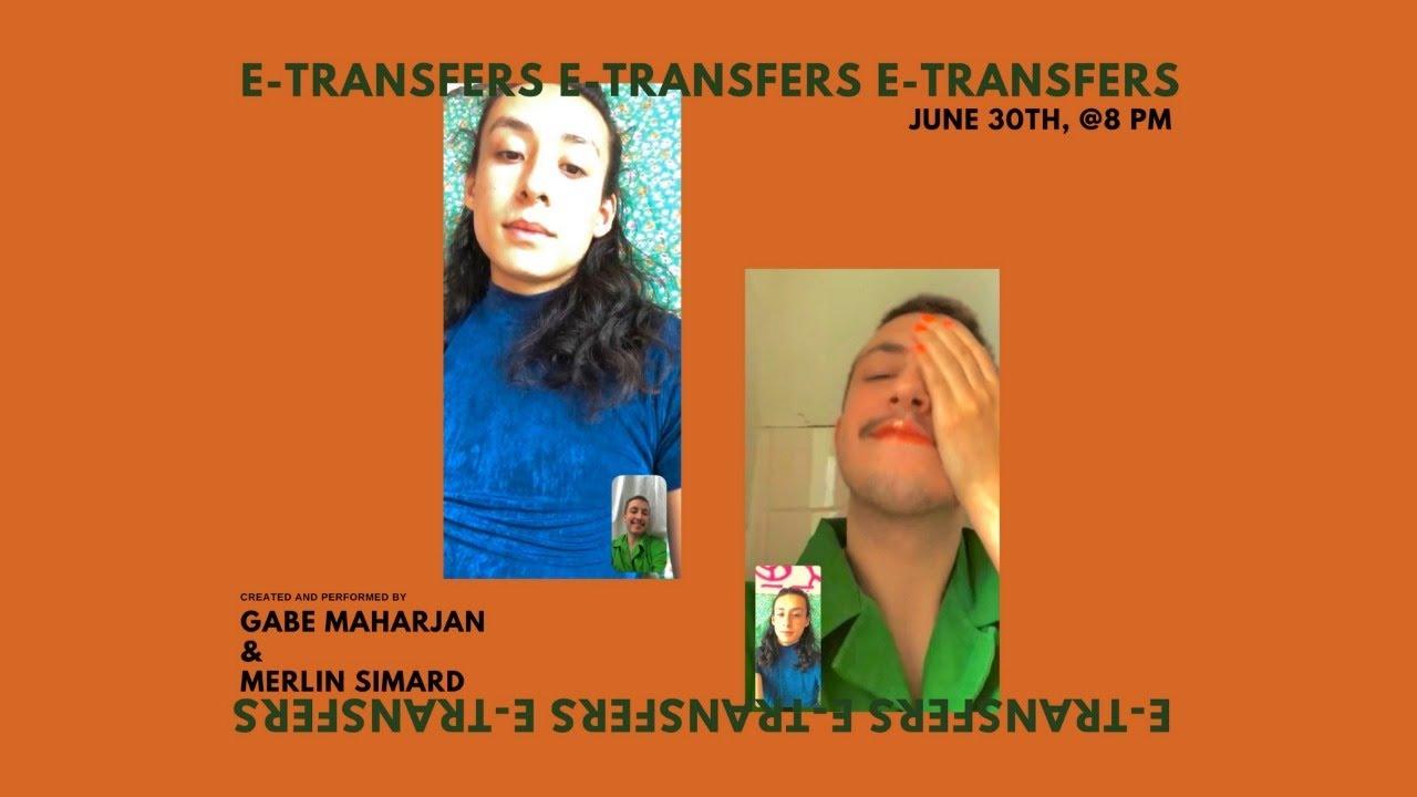 Download Emerging Creators Unit  |  E-Transfers