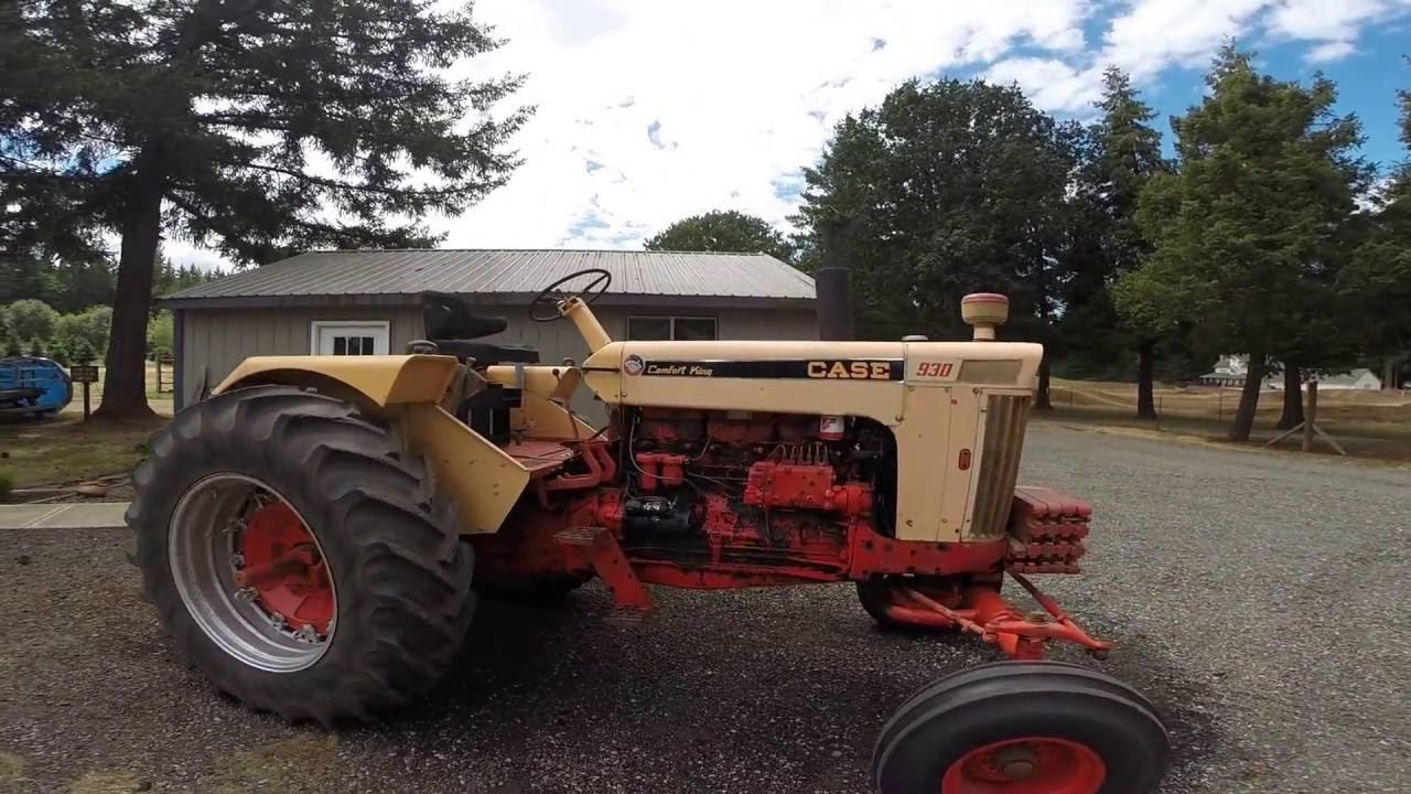 case 930 comfort king youtube rh youtube com La Case 930 Case 800 Tractor