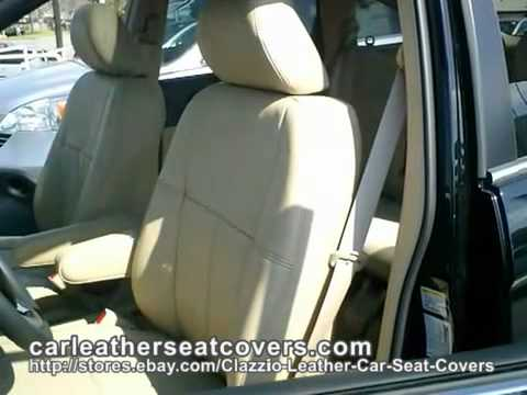 clazzio car seat cover installation for honda cr v 39 06 youtube. Black Bedroom Furniture Sets. Home Design Ideas