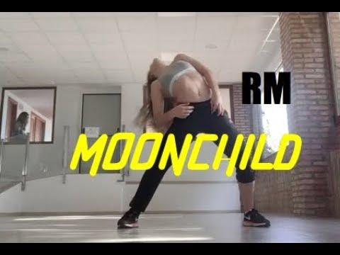 MOONCHILD - RM BTS | The Melting Point Choreography
