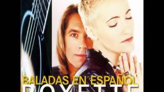 ROXETTE BALADAS EN ESPAÑOL ALBUM