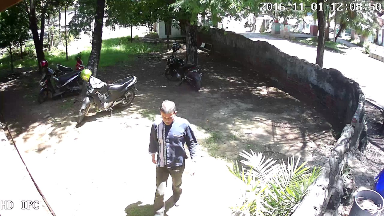 Pencurian Helm Di Smk Negeri 5 Telkom Banda Aceh Youtube