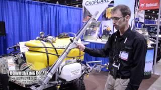 2014 Great American Outdoor Show: Crop Care ATV Sprayer