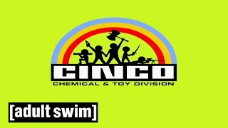 Cinco Toy Commercials | Tim and Eric Awesome Show, Great Job! | Adult Swim