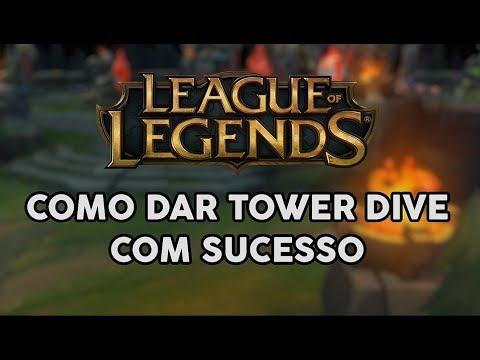 COMO DAR TOWER DIVE COM SUCESSO
