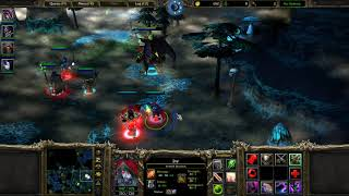 Warcraft 3: Legacy of Lordaeron 01 - Rise of the Forsaken (Part 7)