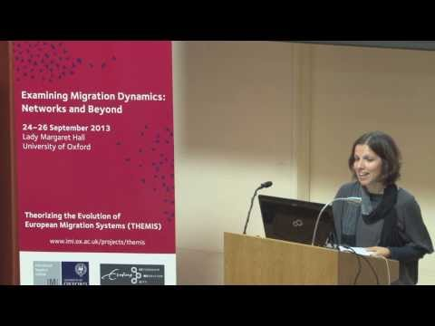 Sonia Pereira - Agency and migrants in the labour market