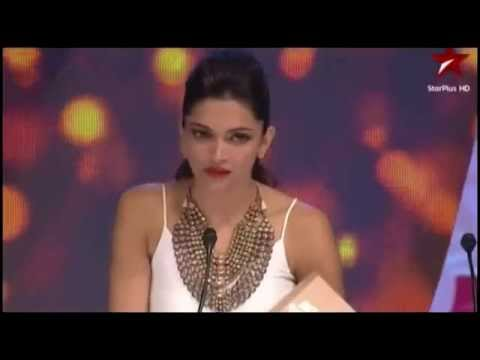 Deepika Padukone  - Winner Best Actress Award of Year 2013 thumbnail