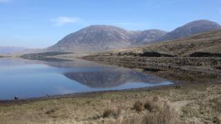 A day tour to Connemara in western Ireland. First stop is the bridg...