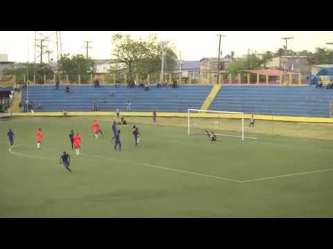 Police FC VS Cibao FC | Caribbean Club Championship 2017 | Fase 1