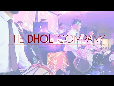 The DHOL Company  |  Kudos Music  |  Reception Party  | Premier House Banqueting