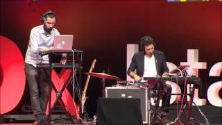 TEDxIstanbul müzik performans   Başar Ünder & Nedim Ruacan   TEDxIstanbul