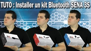 Tuto : monter un kit Bluetooth Sena 3S - Centrale-du-casque.com