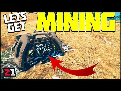 Mining For RESOURCES! Base Building and More! Planet Nomads Season 2 Ep 4 | Z1 Gaming