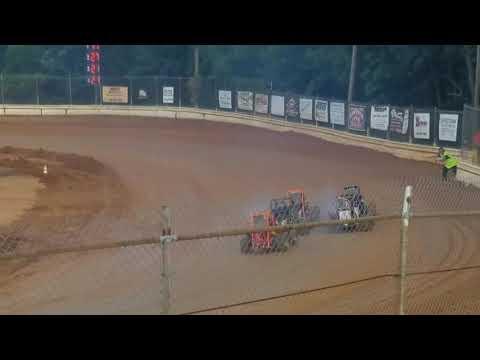 Mike Kalman - Airport Speedway Dash - 8/5/17