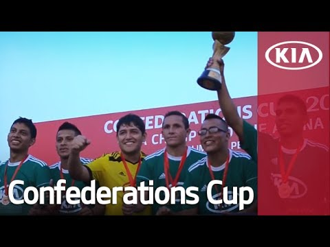 Kia Champ into the Arena 2017 Highlight (Peru) l Confederations Cup 2017 l Kia