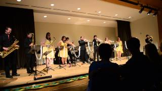 Sway - Pink Martini -University of Oregon Garter Bands