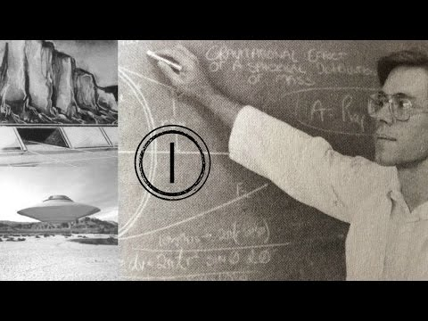 Bob Lazar Explaining Element 115 from Area 51 (PART 1) - FindingUFO