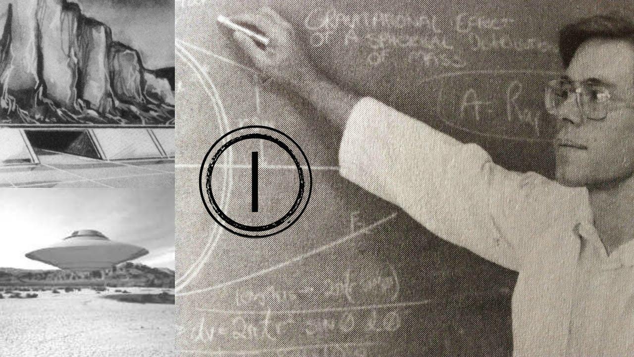 Bob Lazar Explaining Element 115 from Area 51 (PART 1 ...  Bob Lazar Expla...
