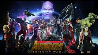Мстители 3: Война бесконечности(2018)[Первый взгляд] Трейлер Avengers Infinity War