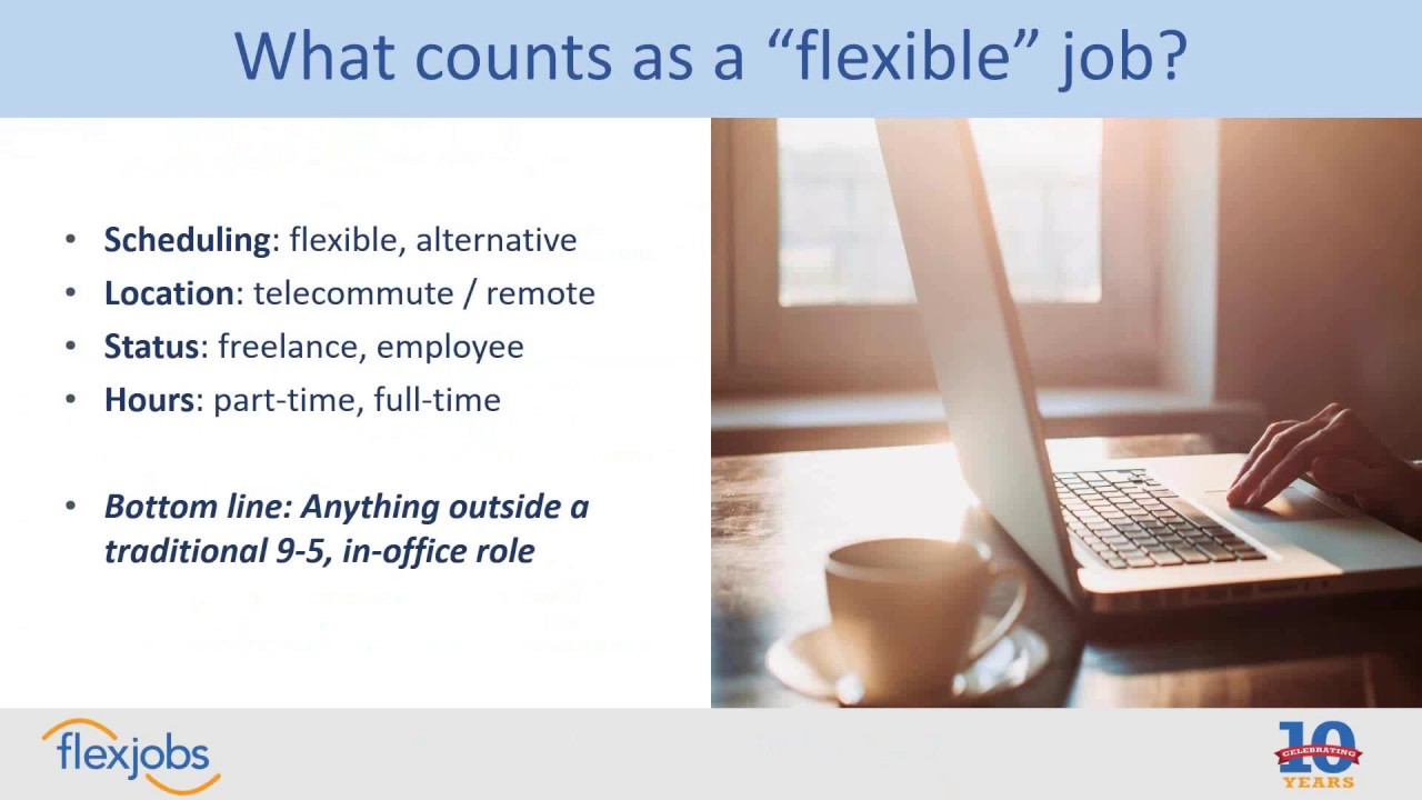 Jump Start Your 2018 Job Search For Remote And Flexible Jobs, By FlexJobs