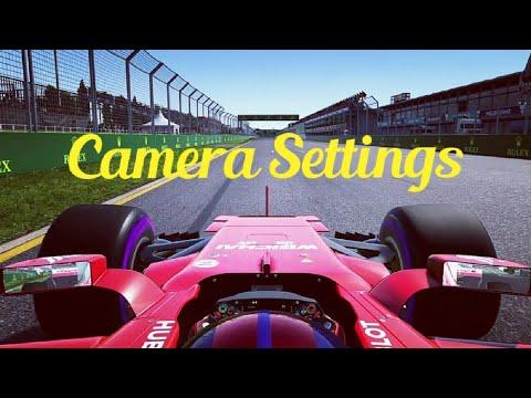 Aarava f1 2018 camera settings