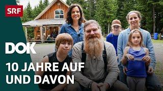 Schweizer Auswanderer   Kanada, Florida, Senegal, Belize   Auf und davon – Das Jubiläum   SRF DOK