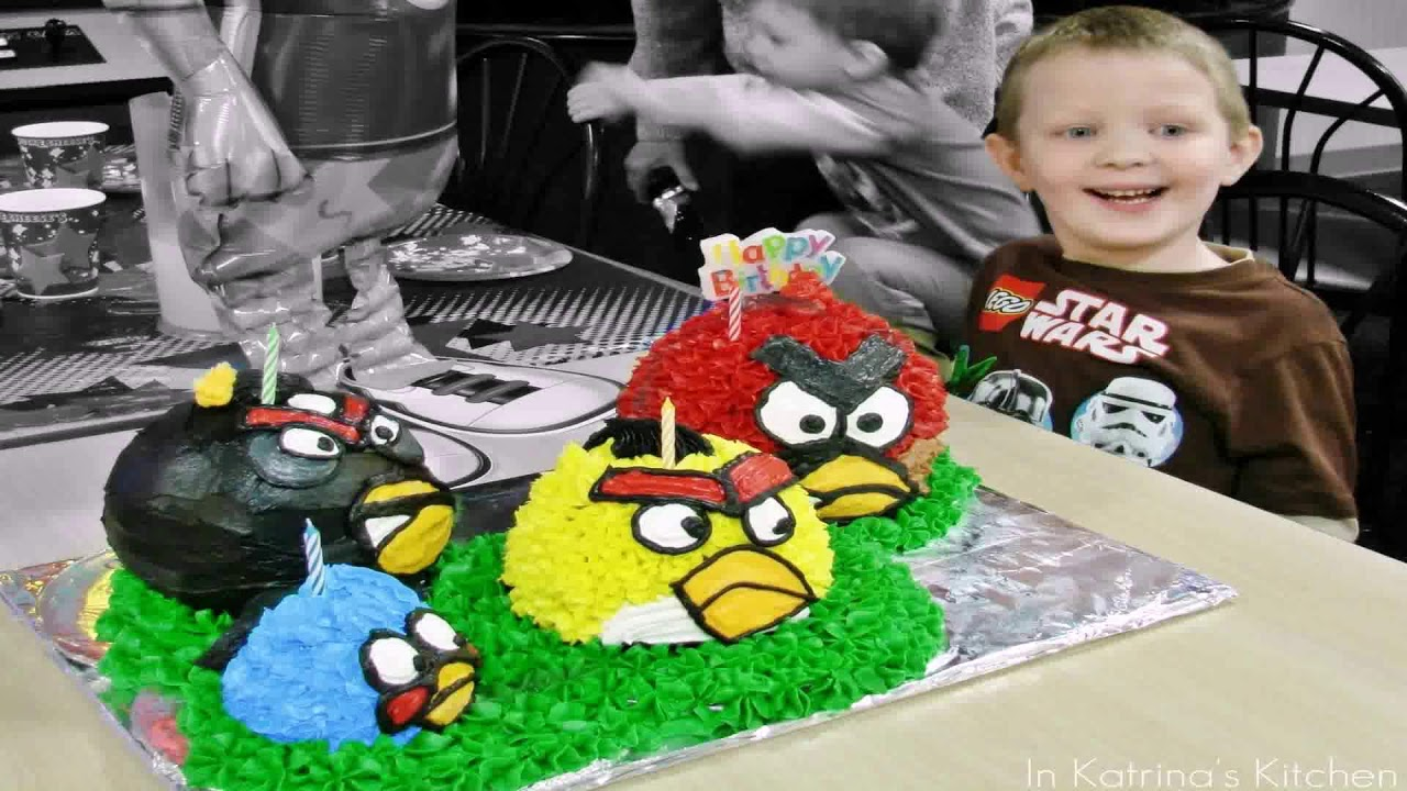 Birthday Party Ideas For A 3 Year Old Boy