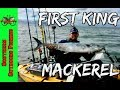 First King Mackerel~NCKFA Offshore Kayak Tournament Day 2