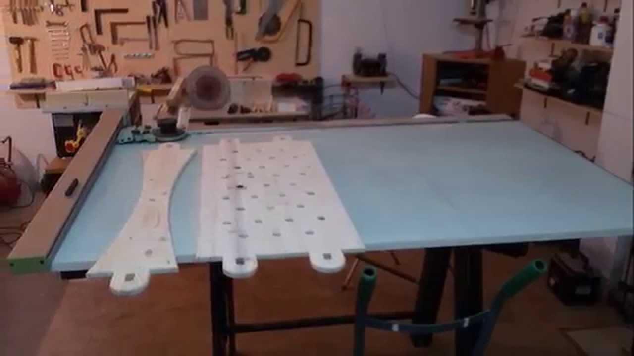 Costruire Culla In Legno.Culla In Legno Home Made Youtube