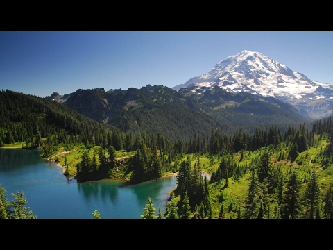 MONTE RAINER: Belleza de sus paisajes.