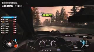 """The Crew """"Anillo Montañas Blancas"""" Ford Focus Todoterreno Gameplay Español Gtx 970 PC 60fps HD"""
