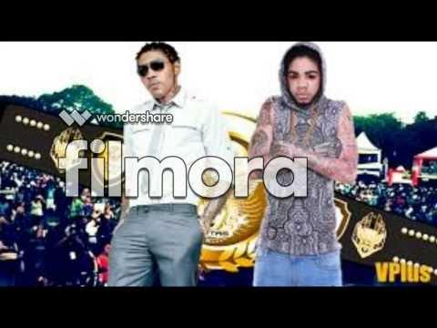 Vybz Kartel ft Alkaline-Worl Boss vs Young Boss 2017