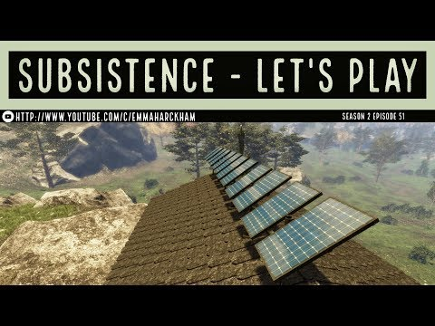 Subsistence S2 Ep 51 Relocating the solar panels