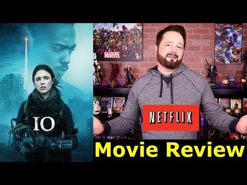 IO Netflix Original | Movie Review