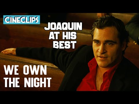 Download Joaquin Phoenix's Most Underrated Role   We Own The Night   CineClips