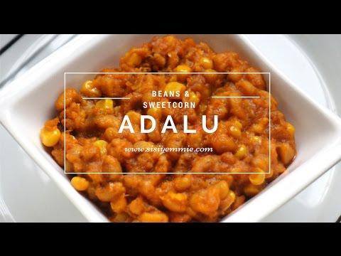 Adalu beans corn recipe youtube ccuart Choice Image
