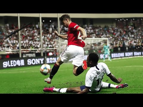 Is There Anyone Quicker Than Daniel James?!   Unbelievable Sprints!