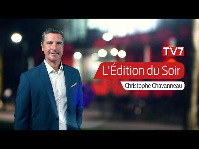 L'Édition du Soir | 18h30 - Vendredi 16 Octobre