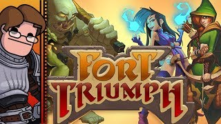 Let's Try Fort Triumph - XCOM with Environment Kills