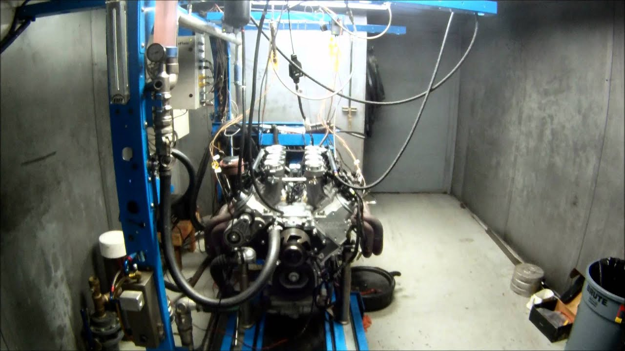 Video: Mast Motorsport's LS3 Engine With Hilborn Injection