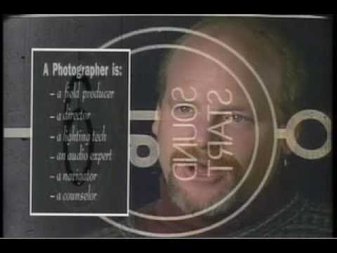 What is a TV News Photographer? - Brad Houston KUSA-TV Denver show opener for NPPA workshop